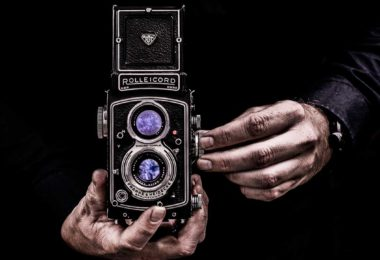 Rolleiflex et obturateur central