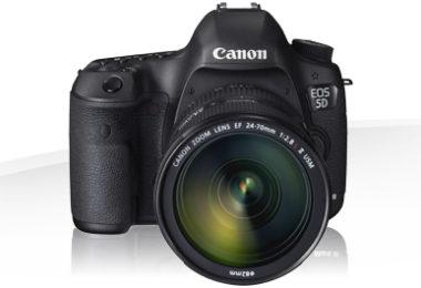 Photo du Canon EOS 5D Mark III