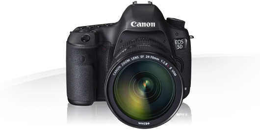 Photo du Canon EOS 5D Mark III