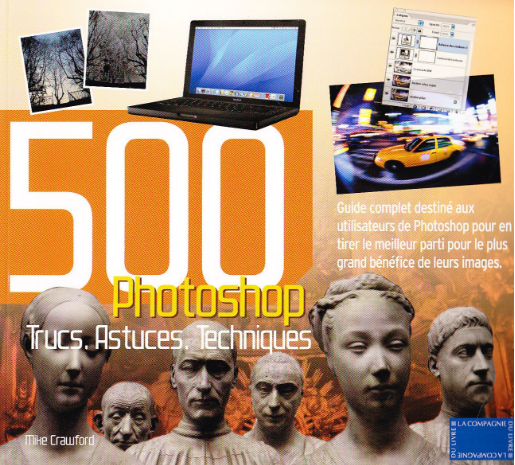 couverture 500-Trucs Photoshop
