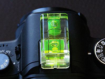 Comment Apprendre la Photo - Niveau à bulles