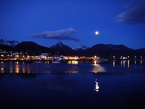 photo de voyage à Ushuaia