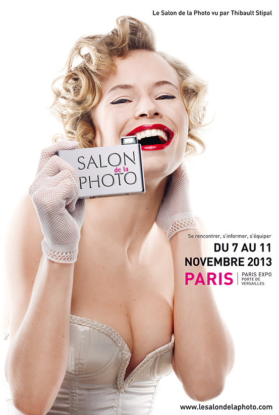 Visuel Salon de la Photo 2013