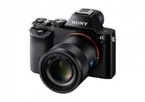 Sony Alpha 7 et Alpha 7r, hybrides à capteur full-frame 24x36