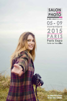 Affiche du salon de la photo 2015