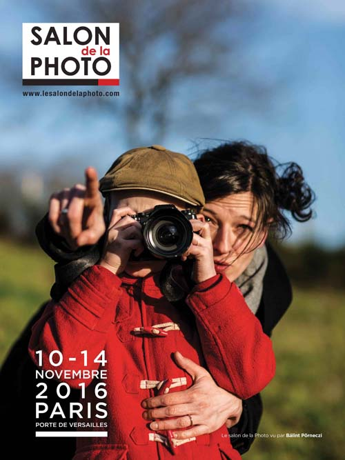 Votre invitation gratuite au salon de la photo édition 2016