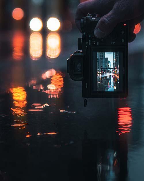 Discrétion pour faire de bonnes photos de rue